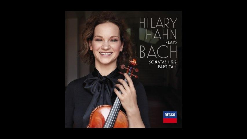 Hilary Hahn - Bach, J.S.: Sonata for Violin Solo No. 1 in G Minor, BWV 1001: 1. Adagio