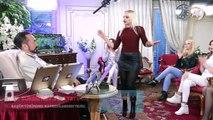 İnce çoraplı kediciğin kıvrak dansı