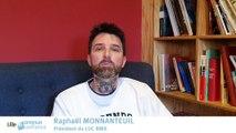 """Raphael Monnanteuil """"J'aime Lille, son évolution et la direction que souhaite lui donner Martine Aubry et son équipe"""""""