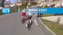 Paris-Nice 2020 - Étape 6 / Stage 6 - Bardet & Edet