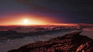 Las llamaradas solares pueden calentar Próxima B para la vida