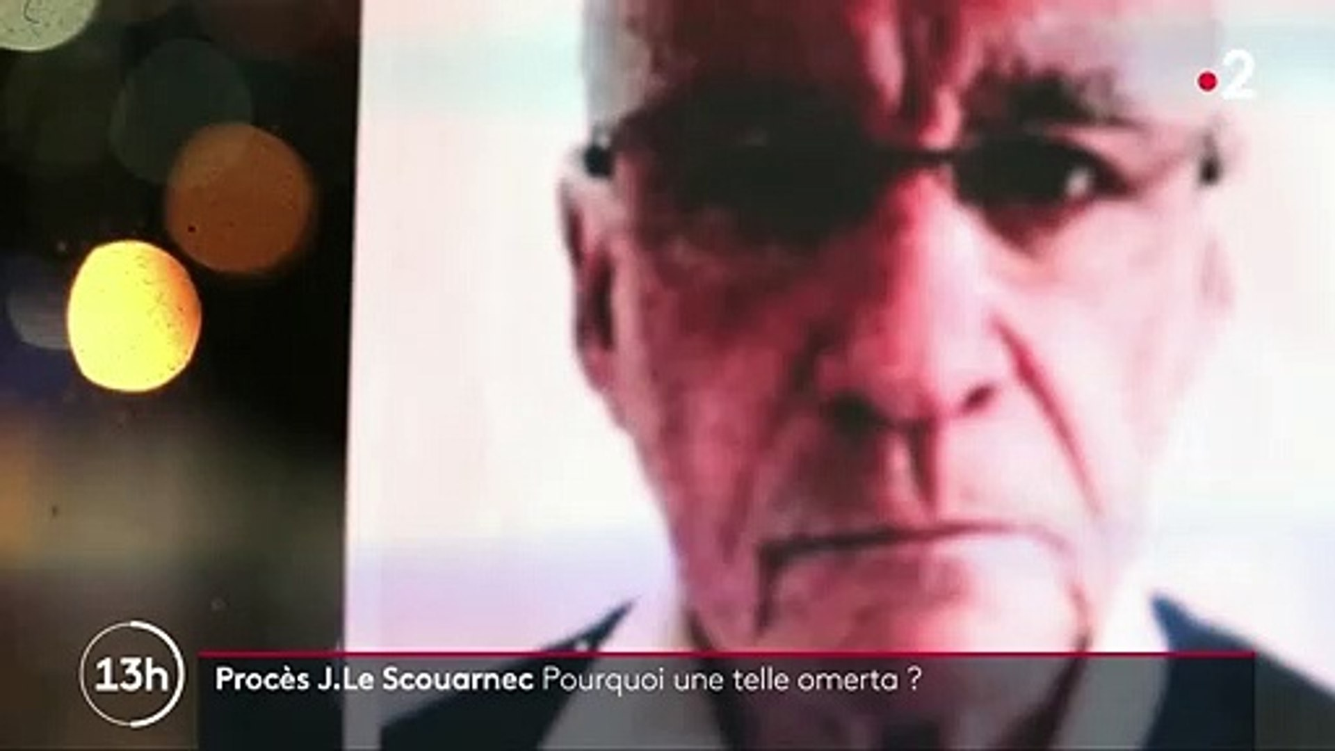 Proces De Joel Le Scouarnec Pourquoi Une Telle Omerta Video Dailymotion