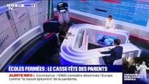 Story 1 : Le casse-tête des parents face à la fermeture des écoles - 13/03