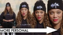 Tyra Banks Answers Increasingly Personal Questions   Slow Zoom
