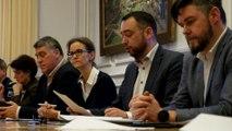Maxime Prévot, bourgmestre de Namur, explique les mesures prises pour contrer le covid-19