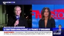 """Franck Riester: """"J'ai eu les syndromes d'une grosse grippe, aujourd'hui ça va mieux"""""""