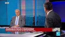 Damage control: Former ECB director defends current leader's remarks