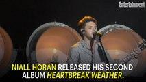 Niall Horan Releases Second Album 'Heartbreak Weather'