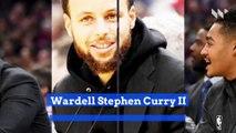 Happy Birthday, Stephen Curry! (Saturday, March 14)