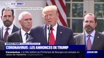 """Donald Trump déclare """"l'état d'urgence"""" aux États-Unis"""