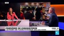 Pandémie de coronavirus : Bruxelles craint une récession en 2020