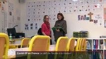 Coronavirus : le défi de l'école à la maison