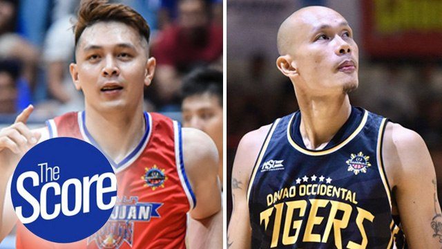 John Wilson and Mark Yee Running For MPBL MVP | The Score