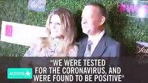 Tom Hanks And Rita Wilson Have Coronavirus
