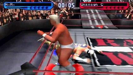 WWF Smackdown! 2 - A.M. season #15