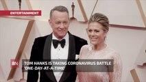 Tom Hanks Is Dealing With Coronavirus