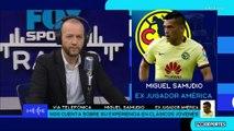 FOX Sports Radio: Miguel Samudio, exjugador de América, EN EXCLUSIVA