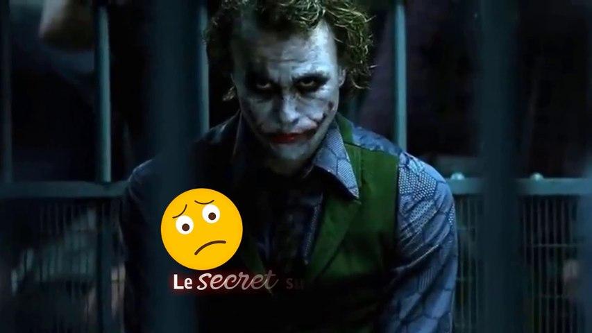 Le secret sur le décès de (JOKER) Heath Ledger !