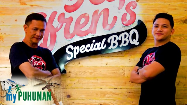 Yes Efren's Special BBQ owner Efren Florante shares the beginning of his shop   My Puhunan