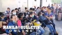 Crowd situation at Araneta Bus terminal