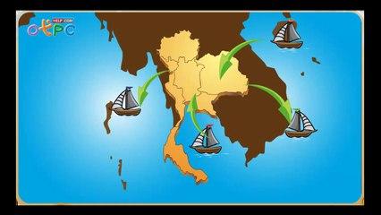สื่อการเรียนการสอน ภาษาต่างประเทศในภาษาไทยป.3ภาษาไทย