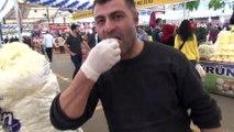 Erzurum'un 'Küflü peyniri' koronavirüse meydan okuyor