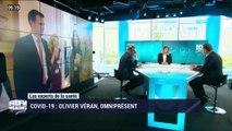 Covid-19: Olivier Véran, omniprésent - 14/03