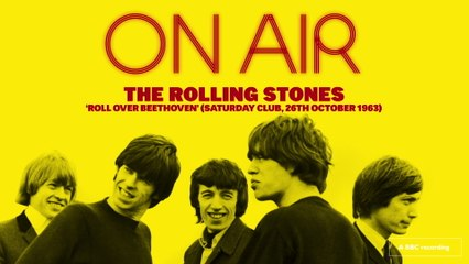 The Rolling Stones - Roll Over Beethoven