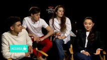 'The Letter For The King' Cast Reacts To 'Game Of Thrones' Comparisons
