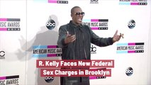R. Kelly Charges In Brooklyn