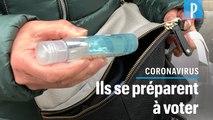 Elections municipales : « J'irai voter, coronavirus ou pas ! »