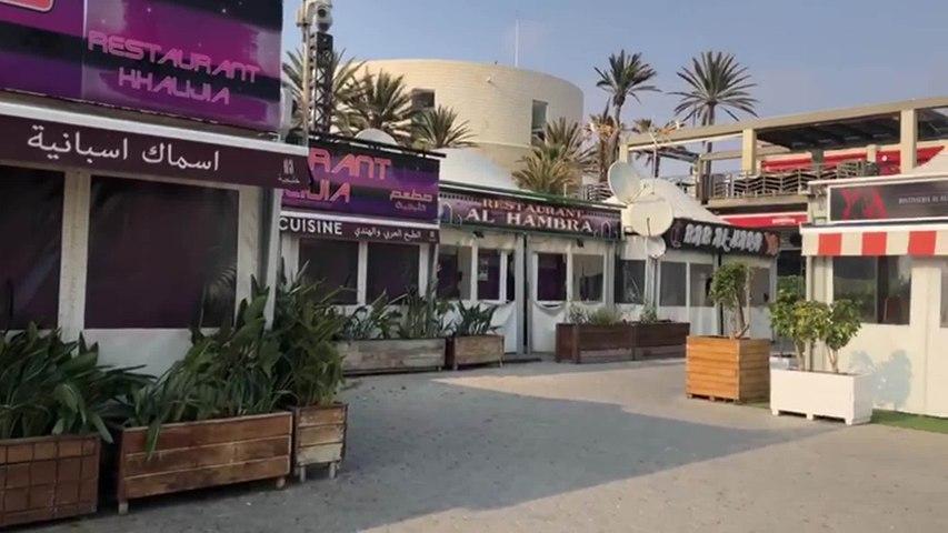 Locales cerrados en las playas de Barcelona | Godialy.com
