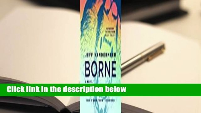 Full E-book  Borne  For Kindle