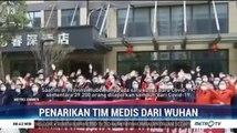 Kasus Covid-19 Turun, Ribuan Staf Medis Mulai Tinggalkan Wuhan