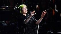 Billie Eilish cloue le bec des trolls en se déshabillant sur scène