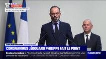 """Edouard Philippe: """"Les premières mesures prises pour limiter l'épidémie sont imparfaitement appliquées"""""""