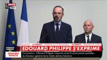 Edouard Philippe annonce la fermeture dès minuit «des lieux recevant du public» non essentiels