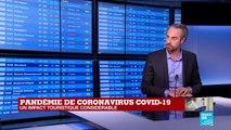 Pandémie de coronavirus : un impact touristique considérable