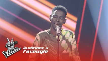 Anandel - Marcel | Les Auditions à l'aveugle | The Voice Afrique Francophone| Saison 3