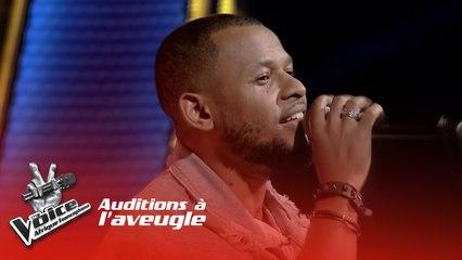 Elie - Katchua | Les Auditions à l'aveugle | The Voice Afrique Francophone| Saison 3