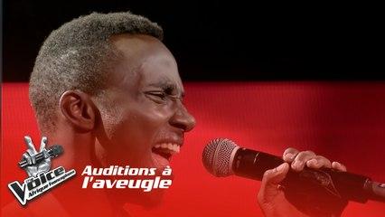 Serpha - Let's get it on | Les Auditions à l'aveugle | The Voice Afrique Francophone| Saison 3