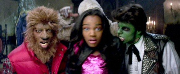 China Anne McClain - Calling All The Monsters