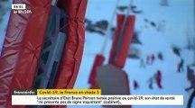 Edouard Philippe annonce le passage au Stade 3 en France pour lutter contre la propagation du virus