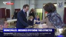 Municipales: Agnès Buzyn vient de voter