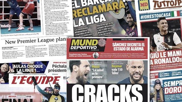 Le PSG fixe le prix de Neymar, la Juve veut absolument garder Cristiano Ronaldo