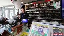 """Fermeture des commerces """"non indispensables"""" : Au bar tabac Le Code bar de Carpentras, on s'adapte"""