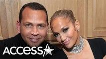 Jennifer Lopez and Alex Rodriguez Do 'Flip The Switch' TikTok Challenge