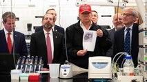 'Moved quickly'_ Andrew Cuomo praises President Trump's coronavirus response