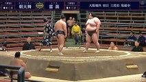 Asatenmai vs Toma - Haru 2020, Sandanme - Day 1