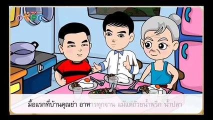 สื่อการเรียนการสอน ส่งข่าว เล่าเรื่องป.3ภาษาไทย